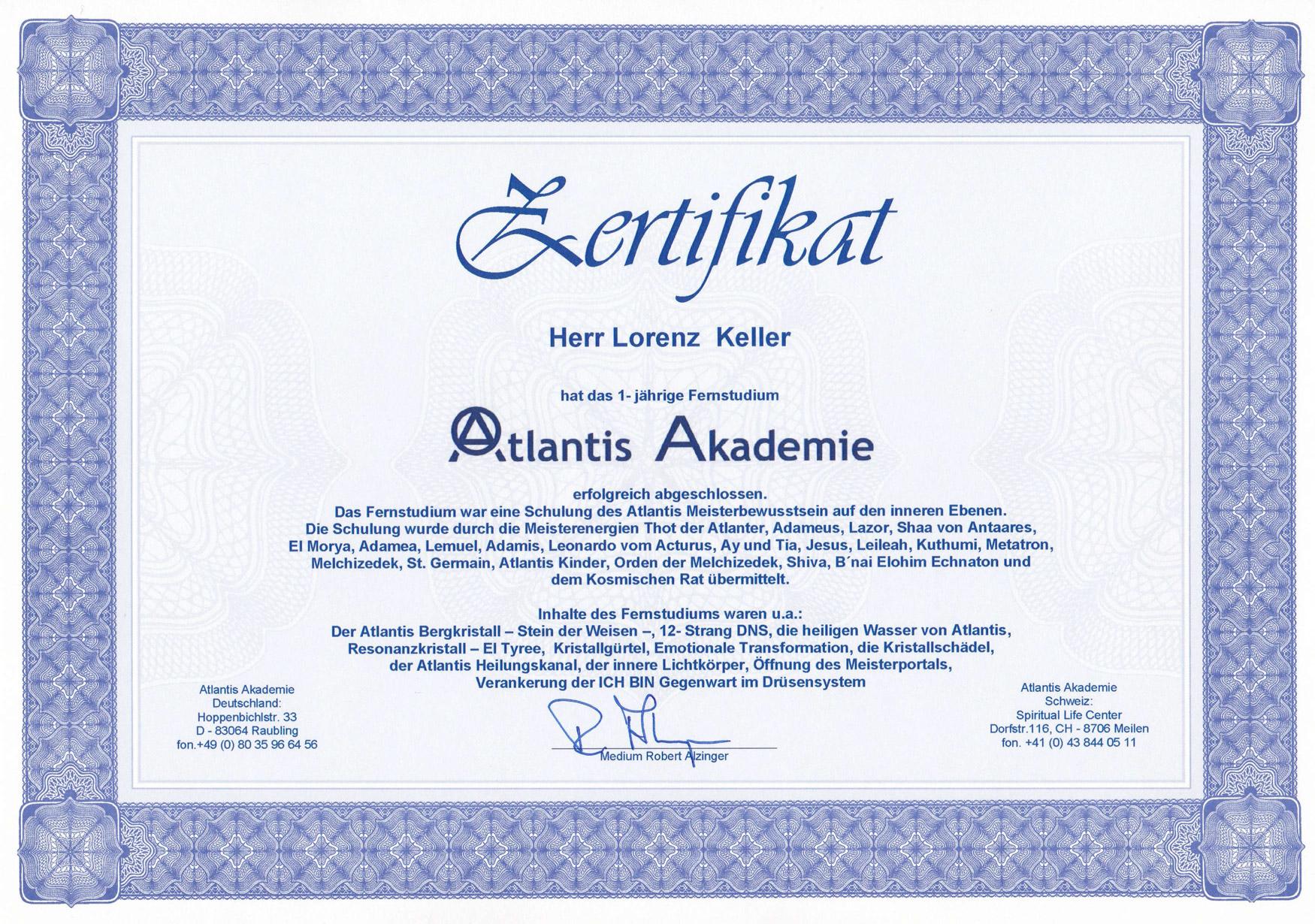 Atlantis Akademie